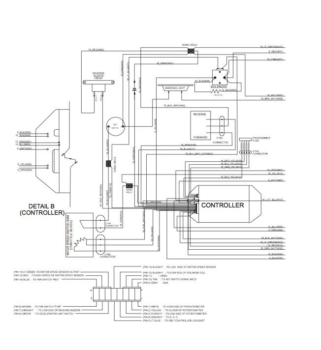 48v fairplay golf cart wiring diagram