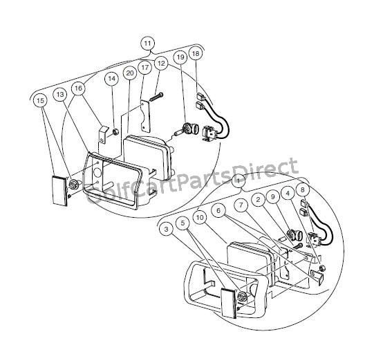 gas club car wiring diagram gas image wiring 1994 gas club car wiring diagram wiring diagram and schematic on gas club car wiring diagram