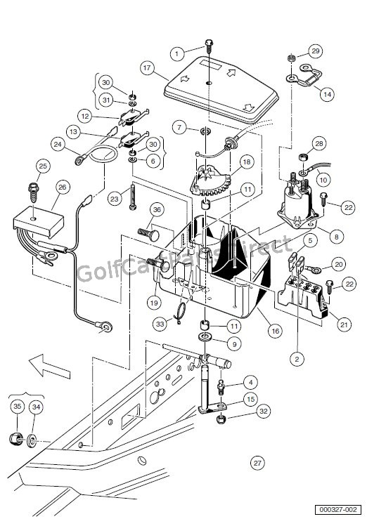 2003 club car wiring diagram