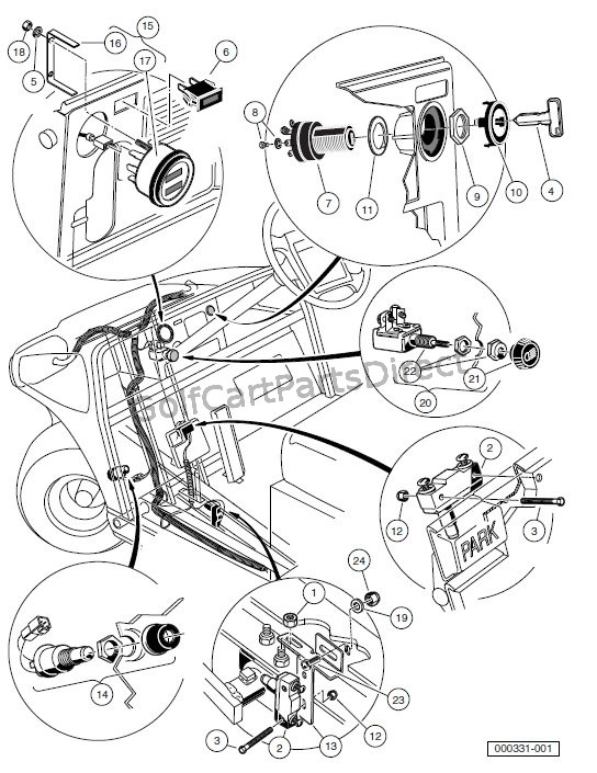controls and indicators  u2013 gasoline carryall 6