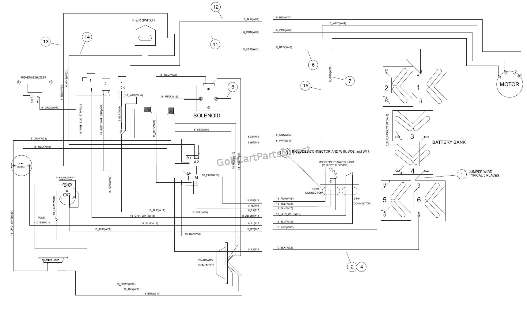 Carryall Wiring Diagram Data Schematic Diagram
