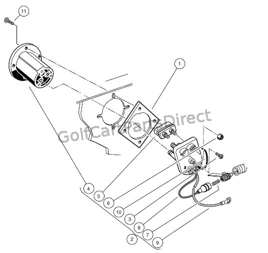 carryall 272 club car wiring diagram carryall 2 wiring