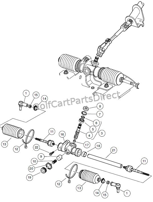 STEERING-GEAR-ASSEMBLY