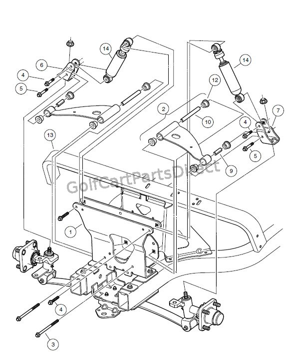 Club Car Parts Manual Download