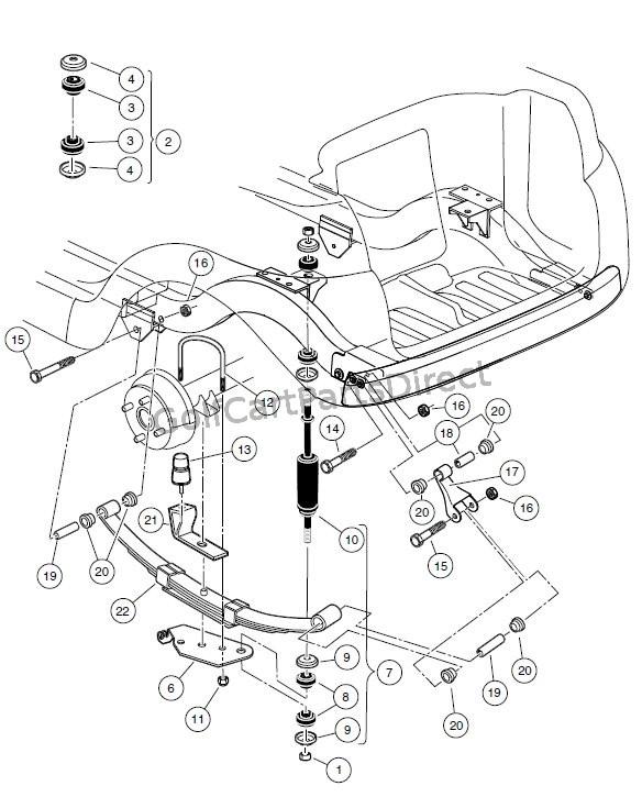 Rear-suspension- U2013-precedent-villager-4-and-i2-4-passenger