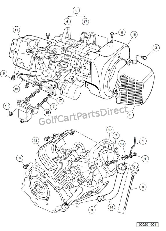 Parts Group 1741