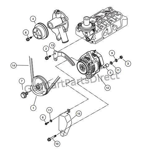 Club car carryall wiring diagram villager