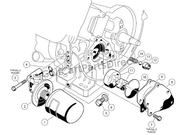 Engine - FE290 Part 3