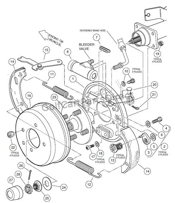 wiring diagrams   2006 club car wiring diagram 48 volt