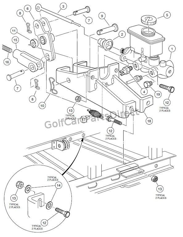 brake  u2013 master cylinder