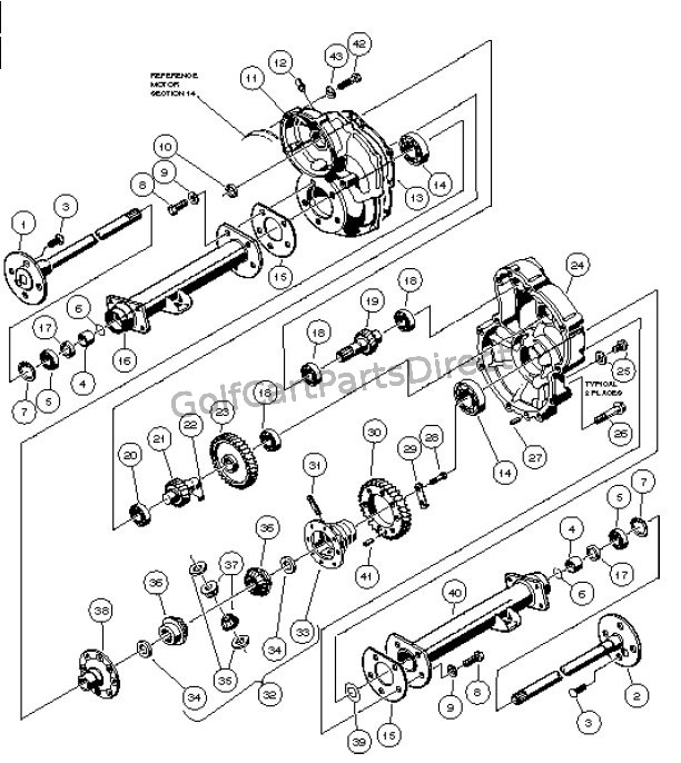 1974 vw front suspension diagram