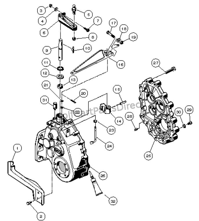 unitized transaxle - gasoline vehicle  u2013 part1