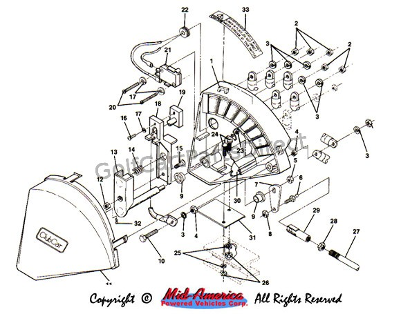 2000 club car ds wiring diagram v glide accel system    club       car    parts  amp  accessories  v glide accel system    club       car    parts  amp  accessories
