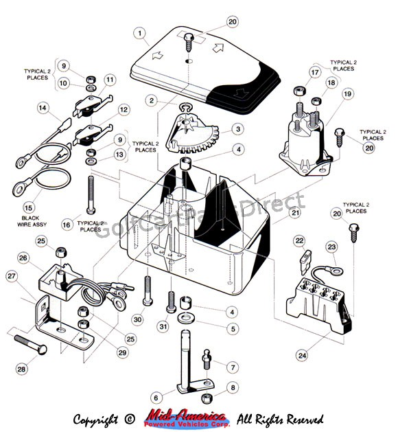 2 stroke ezgo wiring diagram  2  free engine image for