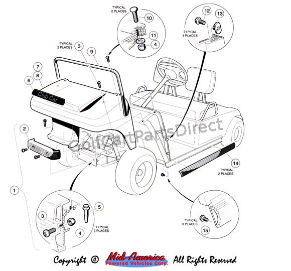 c3_front_ Golf Club Light Wiring Diagram on