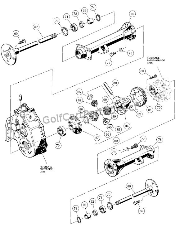 Unitized Transaxle - Gasoline Part 3