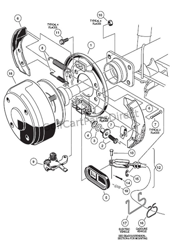 yamaha g9 gas golf cart wiring diagram  yamaha  free