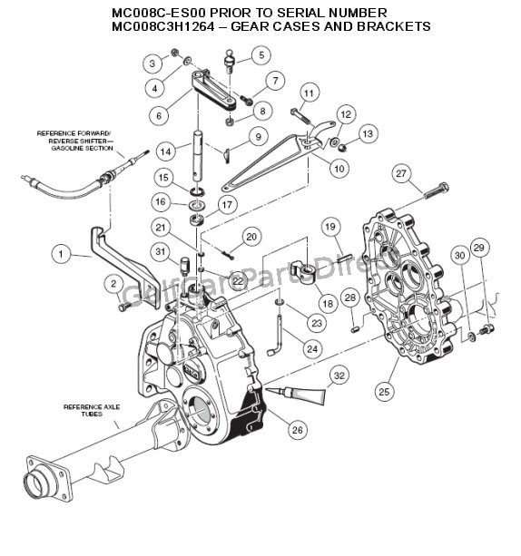 Transaxle Part 1