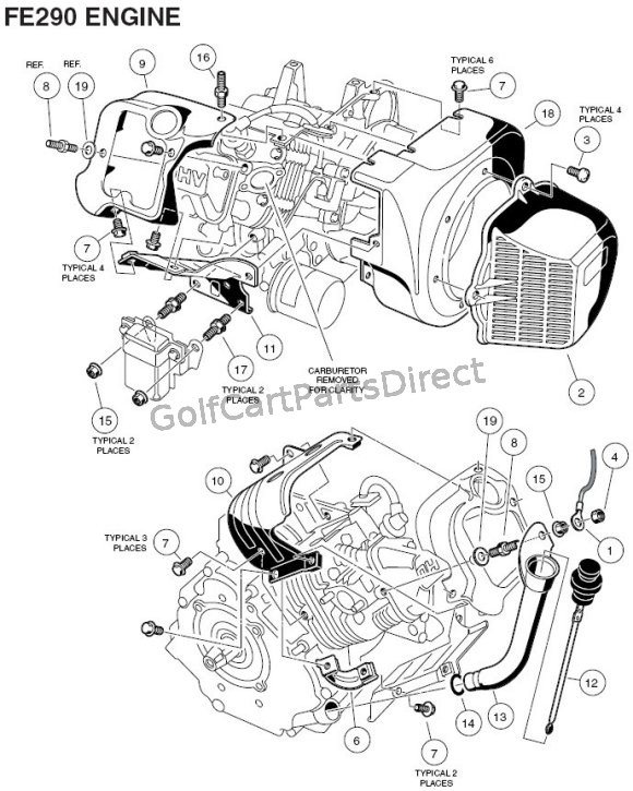 Engine - FE290 Part 1