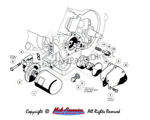 Image Result For Golf Cart Motor Parts