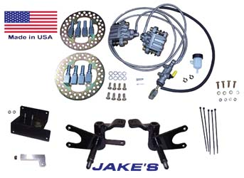 JAKES BRAKE KIT, PREC 04-08.5  W/NONLIFTED NIVEL
