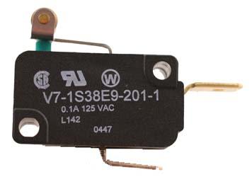 n 10896 micro switch ez 94 up pds dcs club car parts. Black Bedroom Furniture Sets. Home Design Ideas