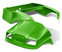 Tree Frog Green Phantom Body Kit