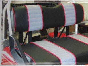Sc Custom Custom Seat Covers Precedent Only Club Car
