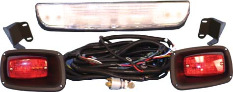 N-5816 - LIGHT BAR KIT EZGO GAS