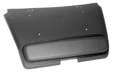 N-5504 - FRONT PLASTIC SHIELD 89-03