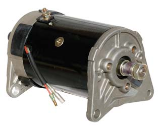 N-687 - START/GEN W/ PULLEY YAM G2/9 G/11 G/14 (GHI0005)