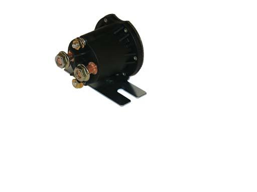 N-9391 - SOLENOID,12V-4T,COPPER