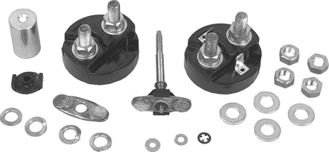 N-1195 - SOLENOID REPAIR KIT YA