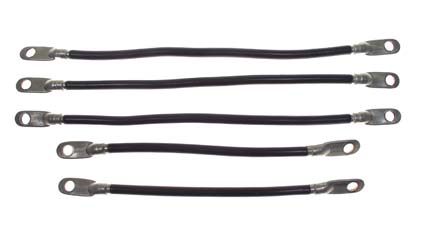N-9186 - BATTERY CABLE SET 6GA YAM G14-G16